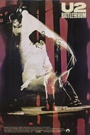 U2 Rattle and hum - Poster / Capa / Cartaz - Oficial 1