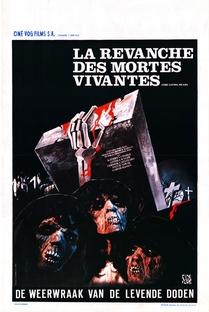 A Revanche dos Mortos-Vivos - Poster / Capa / Cartaz - Oficial 1