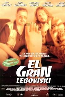 O Grande Lebowski - Poster / Capa / Cartaz - Oficial 9