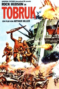 Tobruk - Poster / Capa / Cartaz - Oficial 5