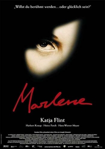 Marlene - O Mito, A Vida, O Filme - Poster / Capa / Cartaz - Oficial 1