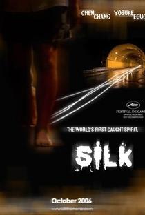 Silk - O Primeiro Espírito Capturado - Poster / Capa / Cartaz - Oficial 5