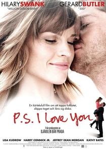 P.S. Eu Te Amo - Poster / Capa / Cartaz - Oficial 2