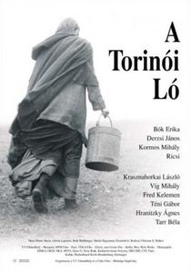O Cavalo de Turim - Poster / Capa / Cartaz - Oficial 3