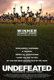 Undefeated - Poster / Capa / Cartaz - Oficial 2