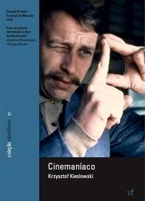 Cinemaníaco - Poster / Capa / Cartaz - Oficial 3