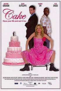 Cake - A Receita do Amor - Poster / Capa / Cartaz - Oficial 4