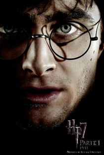 Harry Potter e as Relíquias da Morte - Parte 1 - Poster / Capa / Cartaz - Oficial 11