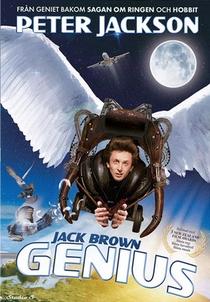 Um Gênio Chamado Jack Brown - Poster / Capa / Cartaz - Oficial 1