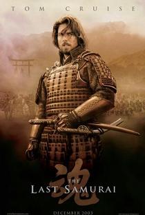 O Último Samurai - Poster / Capa / Cartaz - Oficial 6