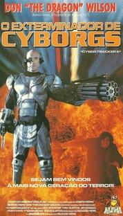 O Exterminador de Cyborgs - Poster / Capa / Cartaz - Oficial 3