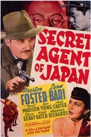 O Espião Japonês (Secret Agent of Japan)