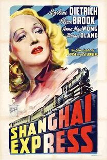O Expresso de Xangai - Poster / Capa / Cartaz - Oficial 5
