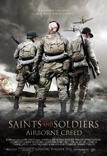 Santos e Soldados: Missão Berlim - Poster / Capa / Cartaz - Oficial 1