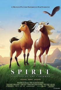 Spirit - O Corcel Indomável - Poster / Capa / Cartaz - Oficial 1