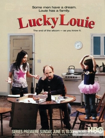 Lucky Louie (1ª Temporada) - Poster / Capa / Cartaz - Oficial 2