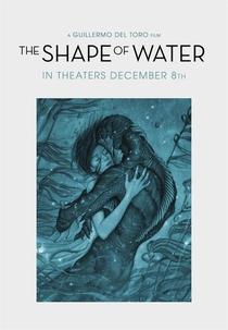 A Forma da Água - Poster / Capa / Cartaz - Oficial 2