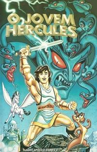 O Jovem Hércules - Poster / Capa / Cartaz - Oficial 1