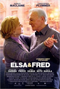 Elsa & Fred – Um Amor de Paixão - Poster / Capa / Cartaz - Oficial 1