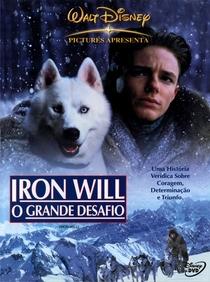 Iron Will - O Grande Desafio  - Poster / Capa / Cartaz - Oficial 3