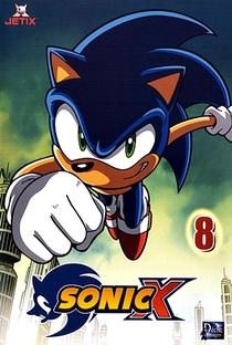 Sonic X (1ª Temporada) - Poster / Capa / Cartaz - Oficial 12