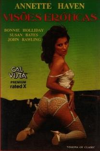 Visões Eróticas - Poster / Capa / Cartaz - Oficial 1