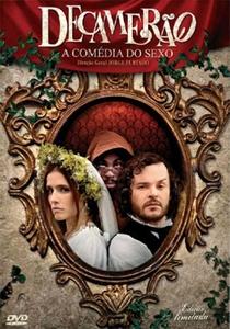 Decamerão - A Comédia do Sexo - Poster / Capa / Cartaz - Oficial 1