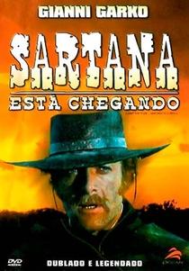 Sartana Está Chegando - Poster / Capa / Cartaz - Oficial 5