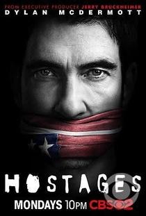 Hostages (1ª Temporada) - Poster / Capa / Cartaz - Oficial 2