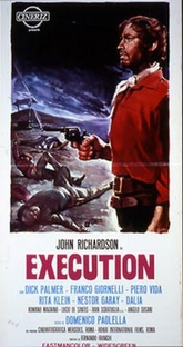 Execução - Poster / Capa / Cartaz - Oficial 1
