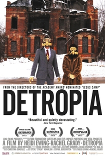 Detropia - Poster / Capa / Cartaz - Oficial 1