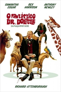 O Fabuloso Doutor Dolittle - Poster / Capa / Cartaz - Oficial 4