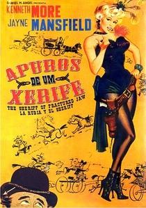 O Xerife do Queixo Quebrado - Poster / Capa / Cartaz - Oficial 1