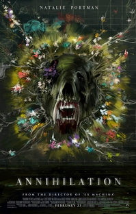Aniquilação - Poster / Capa / Cartaz - Oficial 7