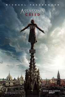 Assassin's Creed - Poster / Capa / Cartaz - Oficial 1