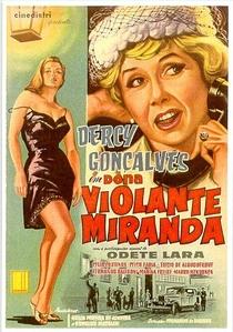 Dona Violante Miranda - Poster / Capa / Cartaz - Oficial 1