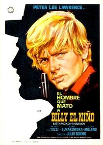 O Homem Que Matou Billy the Kid - Poster / Capa / Cartaz - Oficial 2