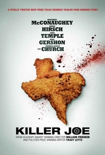 Killer Joe - Matador de Aluguel - Poster / Capa / Cartaz - Oficial 9