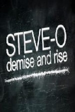 Steve-O - Demise and Rise - Poster / Capa / Cartaz - Oficial 1