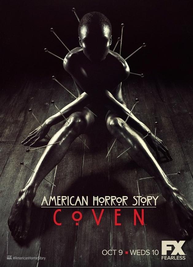 Trailer, pôster e novas imagens de American Horror Story: Coven | PipocaTV