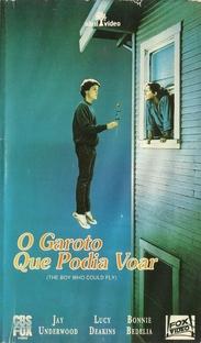 O Garoto que Podia Voar - Poster / Capa / Cartaz - Oficial 5