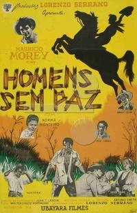 Homens sem Paz - Poster / Capa / Cartaz - Oficial 1