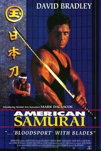 American Samurai - Poster / Capa / Cartaz - Oficial 1