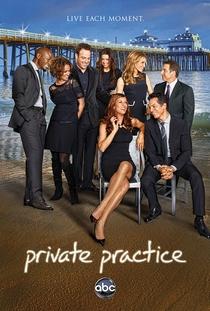 Private Practice (6ª Temporada) - Poster / Capa / Cartaz - Oficial 1