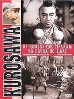 Os Homens Que Pisaram na Cauda do tigre - Poster / Capa / Cartaz - Oficial 4