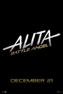 Alita: Anjo de Combate - Poster / Capa / Cartaz - Oficial 5