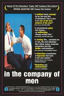 Na Companhia de Homens - Poster / Capa / Cartaz - Oficial 2