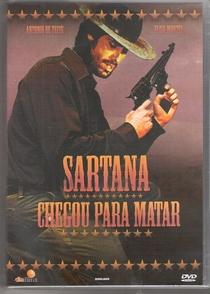 Sartana Chegou para Matar - Poster / Capa / Cartaz - Oficial 5