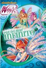 O Clube das Winx - Paz no Mar Infinito - Poster / Capa / Cartaz - Oficial 1