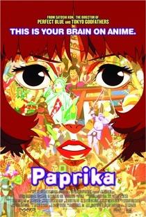 Paprika - Poster / Capa / Cartaz - Oficial 2
